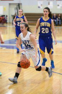 Girls Basketball – LaVille v Triton