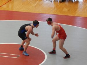 2015 Wrestling Regional at Crown Point