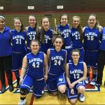8th Grade Girls Basketball Team Wins NSC Tournament
