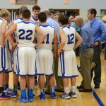 Boys Basketball Team Drops Last Home Game to Jimtown