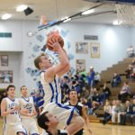 Boys Basketball Team Knocks Off Fremont in Sectional Semi-Final