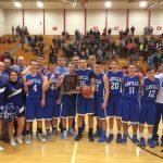 Boys Basketball Sectional Champions!