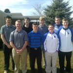 Boys Golf Season Comes to a Close