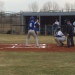 Baseball Team Wins  Opener at Bethany Christian 6-3