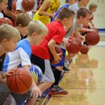 Youth Boys Basketball Camp Offered April 20-23, 2015
