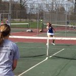 Girls Tennis Finishes Fourth At Concord Invitational