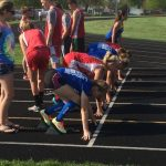 Kertai Conference Champ In 100 Dash; Lancer Girls, Boys Compete At HNAC Event