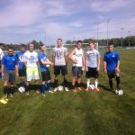 Boys Soccer Working Hard For New Coach