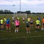 Girls Soccer Preparing For 2015 Season