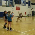 JH Volleyball Ready To Bump, Set, Spike