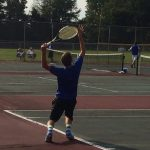 Boys Tennis Improves Across Season – Falls in Sectionals