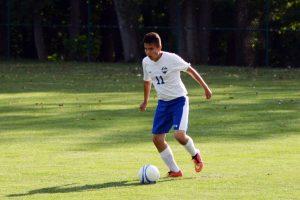 Boys Soccer v OD