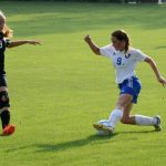 Girls Soccer Finishes Regular Season with a Victory