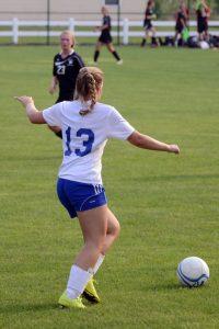 Girls Soccer vs Glenn