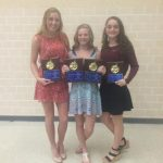 Volleyball Hands Out Awards