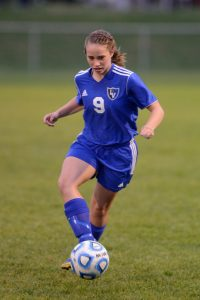2015 Girls Soccer LaVille vs. Rochester