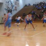 Basketball Hosts Lakeland In Scrimmage