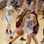 Lady Hoops Send Zeiger Out With Senior Night Victory
