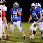 LaVille's Isaac Eash Named to IFCA Class A All-State Football Team