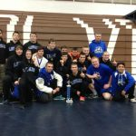 Wrestling Wins Michigan City Invitational