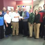 Oliver Ford – Lincoln – Mercury Donates To Lancer Booster Club