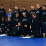 Wrestling Team Honors Seniors