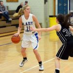 Eash, Tuttle Lead Girls Basketball In Loss To Westview