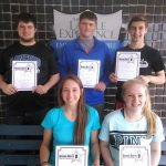 Winter HNAC All-Academic Recipients