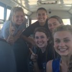 LaVille High School Girls Varsity Track finishes 4th place