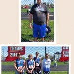 LaVille High School Boys Varsity Track finishes 11th place
