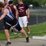 LaVille High School Boys Varsity Track finishes 2nd place