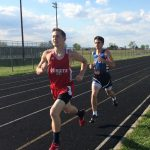 LaVille High School Boys Varsity Track finishes 1st place