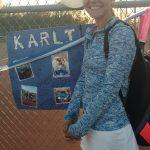LaVille High School Girls Varsity Tennis beat Knox High School 3-2