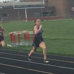 LaVille High School Girls Varsity Track finishes 5th place
