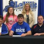 LaVille's Isaac Eash Signs With Indiana State