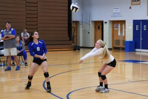 2016 Volleyball v Plymouth