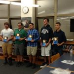 Boys Tennis Announces Award Recipients