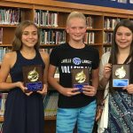 7th Volleyball Tabs Award Winners