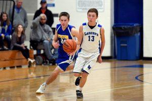 2016-17 Jr High Boys Basketball
