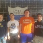 Four Wrestlers Headed To Regional Round Saturday at Crown Point HS