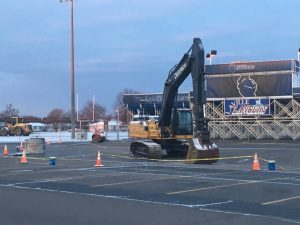 Construction Project – Track, Football Field & Tennis Courts