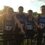 LaVille High School Boys Varsity Track scores 0 points at meet