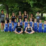Cross Country Team Compete against Westville