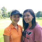 Sophomore Golfers Having Fun, Improving Their Game