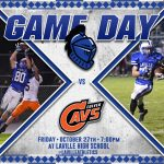 Lancer FB Set For Semifinal Game Against Culver Community