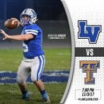 Sectional FB Title On The Line: Triton-LaVille Round #2