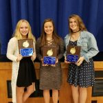 Volleyball Holds Award Recognition Program