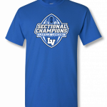 LaVille Football Sectional Champion Shirts On Sale Now!