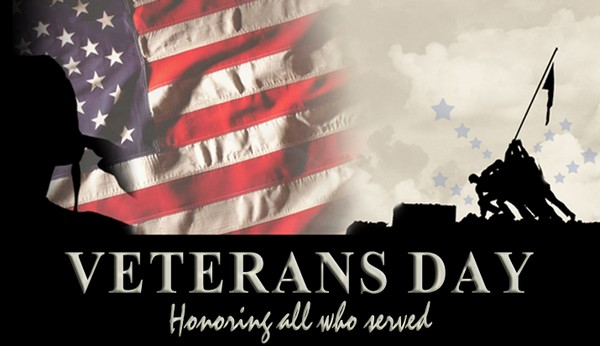 A Big Blue Thank You To Our Veterans