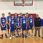 Boys Junior Varsity Basketball beats Eastern (Greentown) 48 – 42